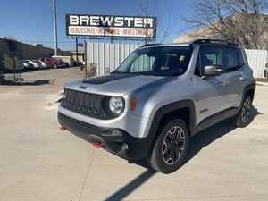 2016 Jeep Renegade Trailhawk for Sale in Dallas, TX