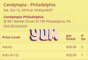 Candytopia Philadelphia for Sale in Philadelphia, PA