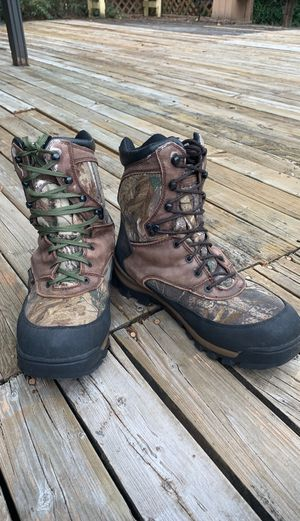 ROCKY THINSULATE ULTRA WATERPROOF BOOTS - 13 for Sale in Puyallup, WA