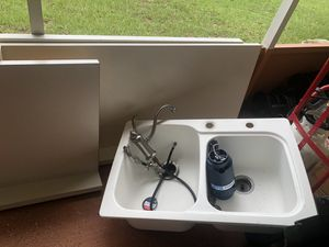 Sink, Counter top, Island, Disposal for Sale in Clermont, FL
