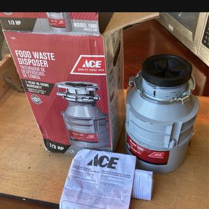 New Waste Disposer for Sale in March Air Reserve Base, CA