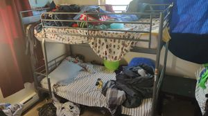 Bunk bed metal for Sale in Snohomish, WA