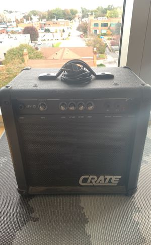 Crate Amp (open offer) for Sale in Harrisonburg, VA