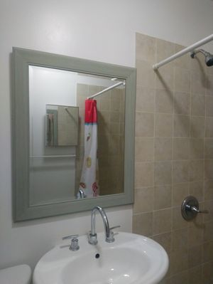 Wall mirror with frame for Sale in Miami, FL
