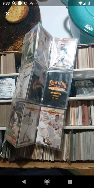 old baseball cards for Sale in South Saint Paul, MN