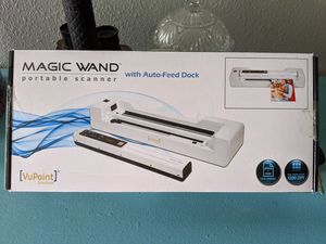 Magic Wand portable scanner for Sale in Dade City, FL