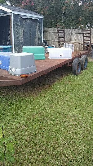 20foot trailer for Sale in Pinetown, NC