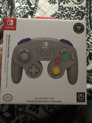 Nintendo Switch Wireless GameCube Controller for Sale in Fallbrook, CA