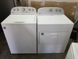 Whirpool washer and dryer set for Sale in Nashville, TN