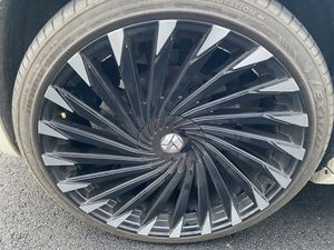 22inch azar rims for Sale in Charlottesville, VA