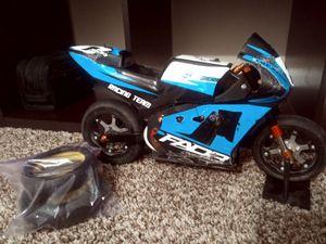 Nuova faor sf509 rc electric motorcycle for Sale in Murfreesboro, TN