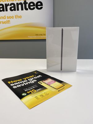 Get a 7th Gen iPad on us when you get the unlimited data plan for Sprint Sizzling Week! for Sale in Peoria, AZ