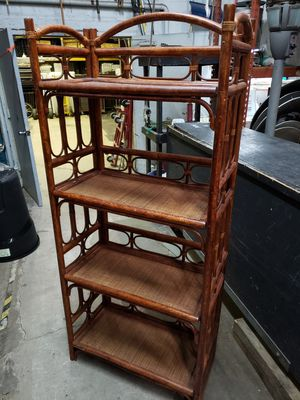 Bamboo shelve for Sale in Annandale, VA