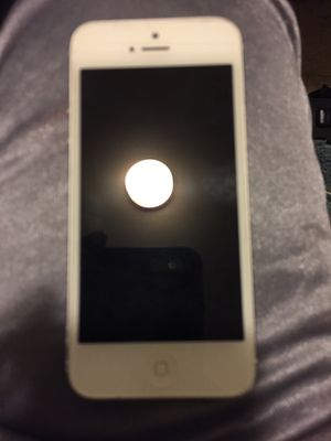 Iphone 5 for Sale in Austin, TX