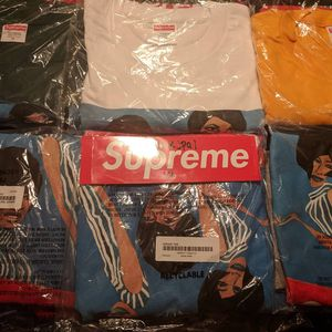 Supreme Group Tees Small-Large for Sale in Reston, VA