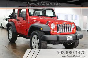 2007 Jeep Wrangler X for Sale in Portland, OR
