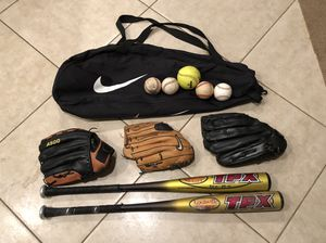 Baseball Equipment | Bats & Gloves for Sale in Beaumont, CA