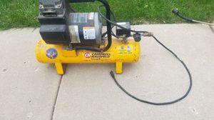 Campbell compressor for Sale in Chicago, IL