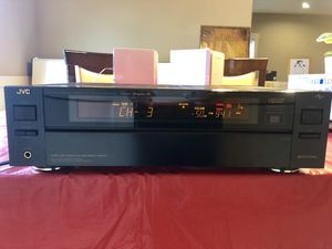JVG stereo receiver-model- RX701VBK for Sale in Newcastle, WA