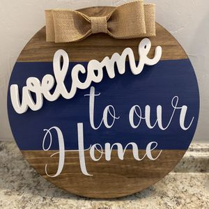 Welcome Sign for Sale in St. Petersburg, FL