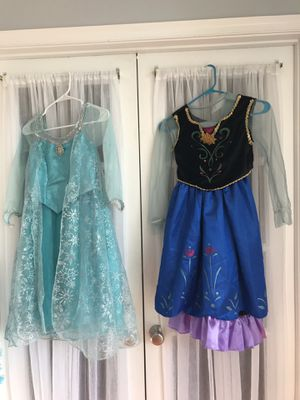 FROZEN costumes for Sale in North Port, FL