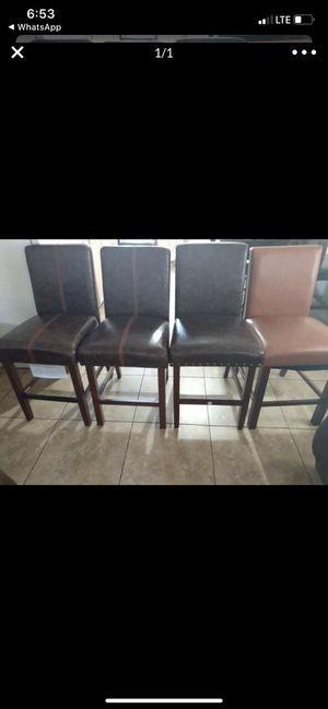 4 sillas for Sale in Phoenix, AZ