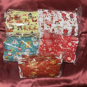 Kids Disposable Christmas Face Masks for Sale in Los Angeles, CA