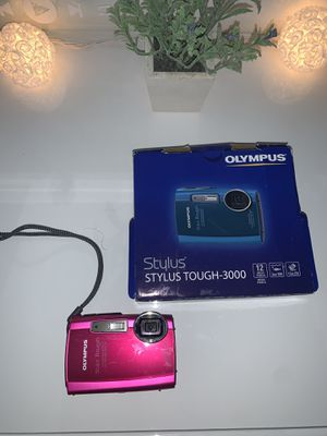 Olympus Stylus Camera *water proof* for Sale in Homestead, FL