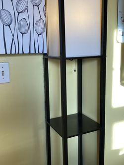 Shelf Floor Lamp for Sale in Washington,  DC