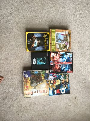 Games and puzzles for Sale in Cary, NC