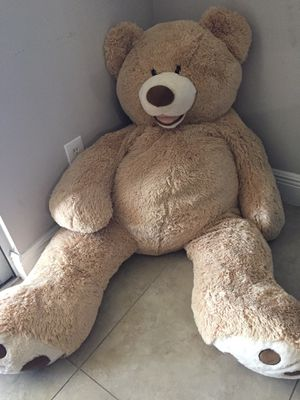 big teddy bear for Sale in Boca Raton, FL