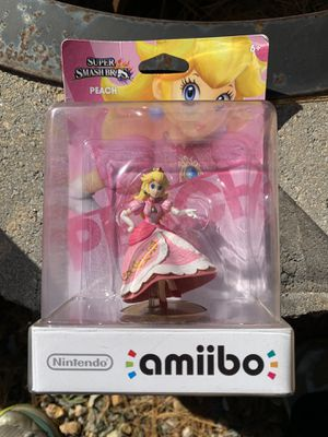Amiibo peach for Sale in Stoughton, MA