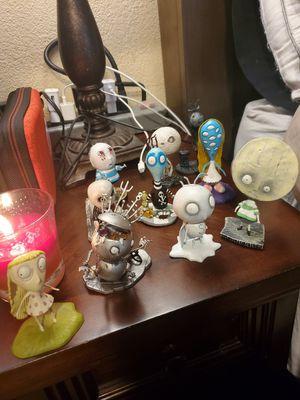 Tim burton toy figures for Sale in San Jose, CA