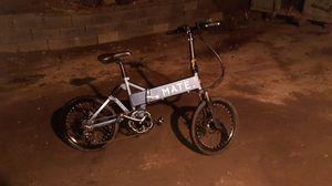 Mate fold up electric bike for Sale in Martinez, CA