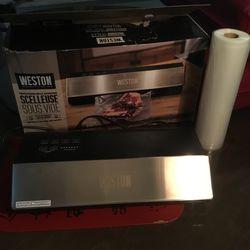 Weston Vacuum Sealer for Sale in Fort Lauderdale,  FL