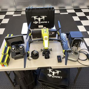 DJI inspire 2 -Like New! And all the accessories. for Sale in Las Vegas, NV