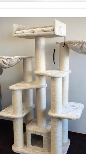 Cat tower for sale, brand new for Sale in Irving, TX