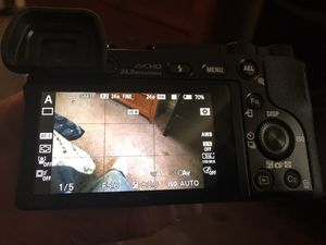 Sony Camera a6000 24.0 with extras for Sale in San Diego, CA