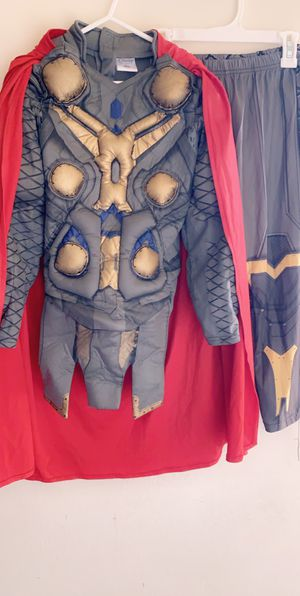 Disney thor exclusive costume for Sale in West Hollywood, CA