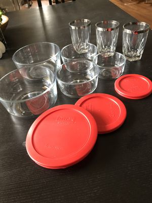 Pyrex Bowls for Sale in San Mateo, CA