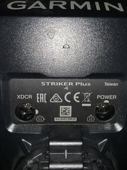 Garmin Striker Plus 4 for Sale in Buena Park,  CA
