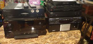 Pion,rec osd,amp mons,surgical osd amp EQ,11,ampfan and voicepro for Sale in Clinton, MD