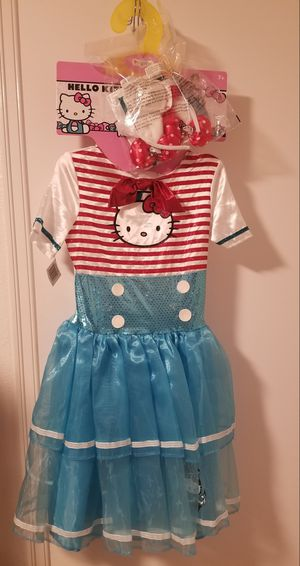 (7-8yo) Hello Kitty Sailor Halloween Costume for Sale in Kirkland, WA