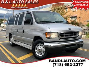 2002 Ford Econoline Wagon for Sale in The Bronx, NY