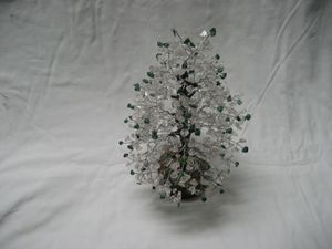AGATE STONE TREE, CRYSTAL STONE & GREEN STONE for Sale in Jersey City, NJ