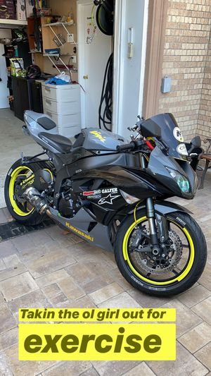 '12 zx6r for Sale in Staten Island, NY