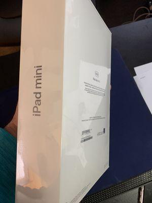 iPad Mini - Wi-Fi, 64GB - Space Gray (Latest Model) - Brand New for Sale in Lyons, IL
