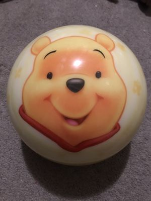 Brunswick Undrilled Winnie the Pooh Bowling Ball for Sale in Salt Lake City, UT