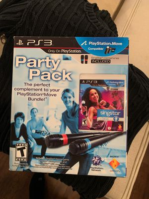 PS3 patty pack for Sale in Claremont, CA