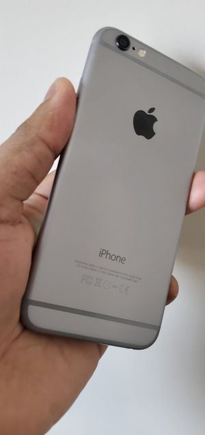iPhone 6, ∆!|Factory Unlocked & iCloud Unlocked.. Excellent Condition, Like a New... for Sale in Springfield, VA